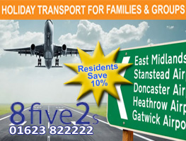 852s Holiday Transport