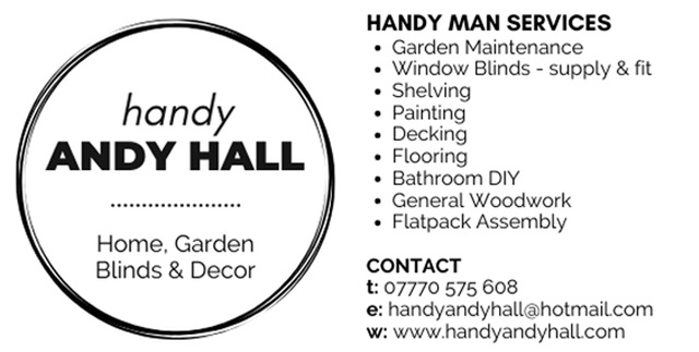 Handy Andy Hall - Handy Man Services
