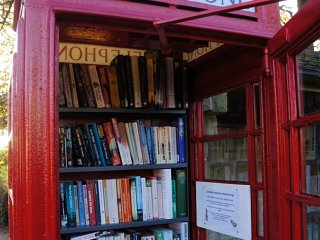 REOPENED - Hockerton Library / Book Exchange