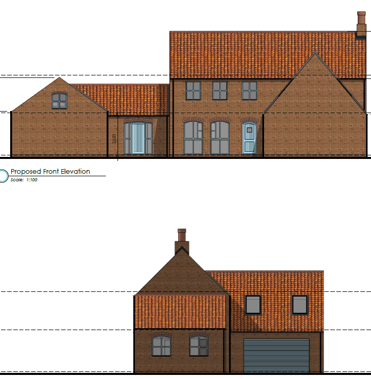 New planning application for the Stables - have your say