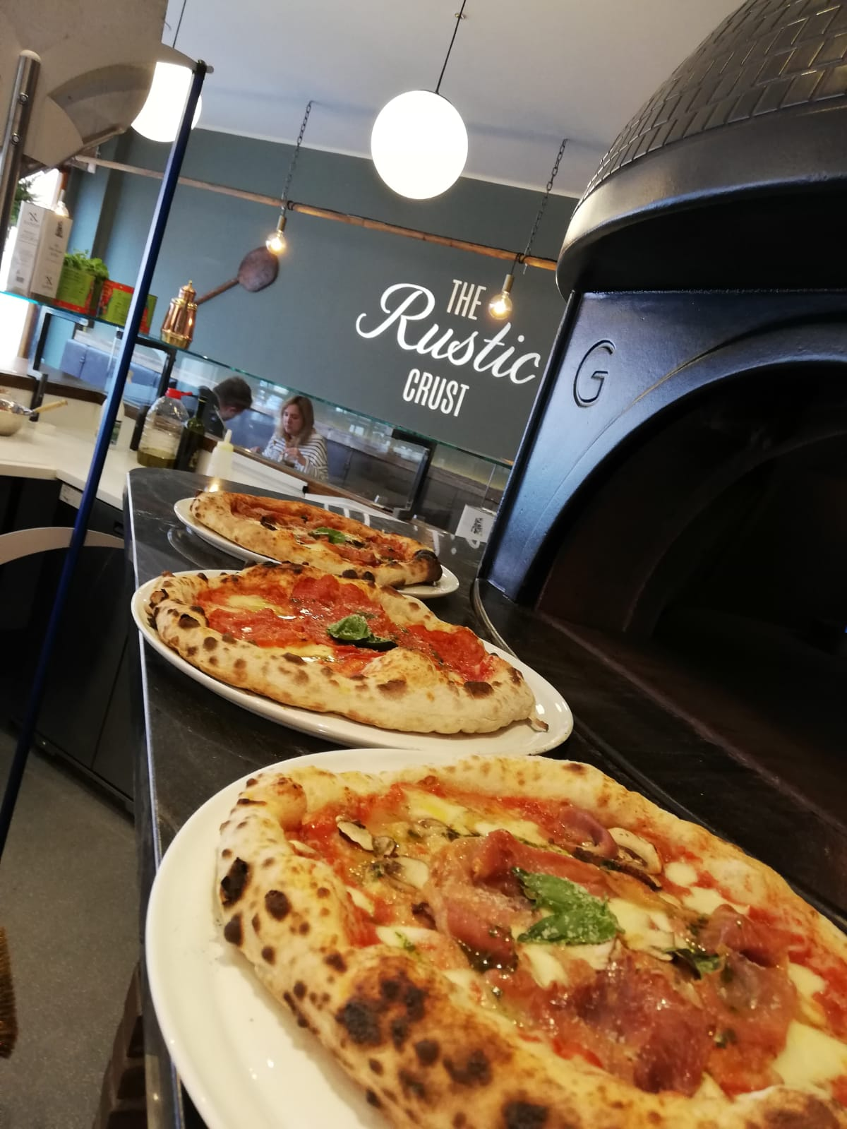 A taste of Naples @ the Rustic Crust in Farnsfield